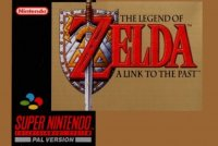 The Legend of Zelda: A Link to the Past Super Nintendo