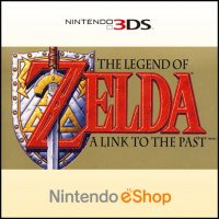 The Legend of Zelda: A Link to the Past Nintendo 3DS