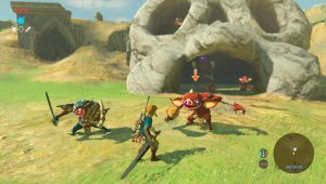 The Legend of Zelda Breath of the Wild; estas son algunas de las armas que Link podrá usar