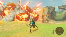 The Legend of Zelda Breath of Wild; saca el arquero que llevas dentro
