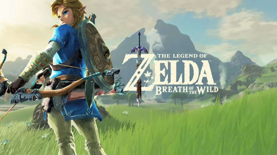 Zelda Breath Of The Wild Tomo Prestadas Mecanicas De Juegos De