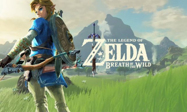 The Legend of Zelda: Breath of the Wild se muestra por primera vez en Nintendo Switch