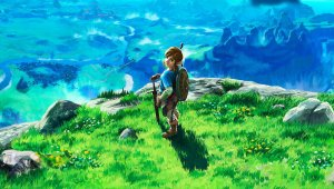 Nintendo 3DS recibirá temas de Zelda: Breath of the Wild