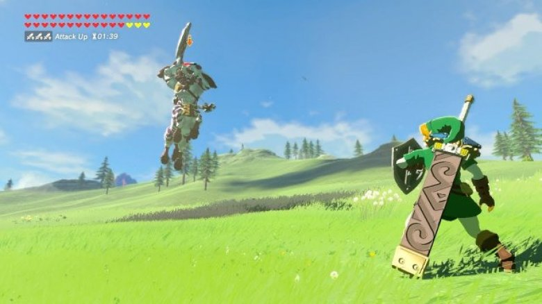 GTA: San Andreas y The Legend of Zelda: Breath of the Wild se fusionan en este increíble mod