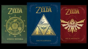 The Legend of Zelda Encyclopedia llegará a Norteamérica en 2018; ¿qué contiene?