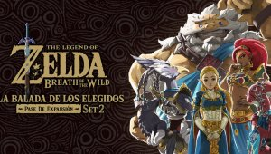 Top ventas juegos Japón (28-05 al 03-06) Zelda: Breath of the Wild supera el millón