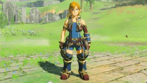 Zelda Breath of the Wild; Cómo encontrar el traje de Xenoblade Chronicles 2