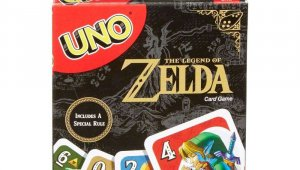 The Legend of Zelda se adaptará al juego de cartas UNO