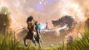 El libro de arte Zelda: Breath of the Wild Creating a Champion tendrá dos ediciones especiales