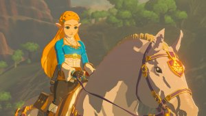 The Legend of Zelda: imaginan a la princesa como la protagonista de un anime Slice of life