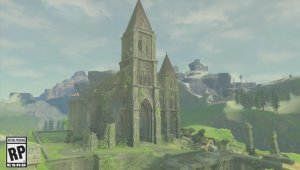 Zelda Breath of the Wild: Magnífica recreación del Templo del Tiempo