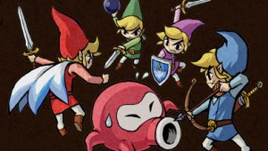 [Recordatorio] Mañana gratis para descargar Zelda: Four Swords para DSi y 3DS