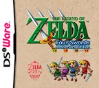 The Legend of Zelda: Four Swords Nintendo DS