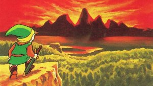 "Descubren un misterioso ""Mundo Negativo"" en The Legend of Zelda"