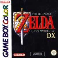The Legend of Zelda: Link's Awakening DX Game Boy Color