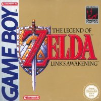 The Legend of Zelda: Link's Awakening Game Boy