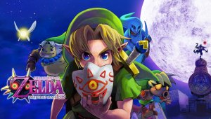 Impresionante corto animado de The Legend of Zelda: Majora's Mask creado por fans
