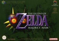 The Legend of Zelda: Majora's Mask Nintendo 64