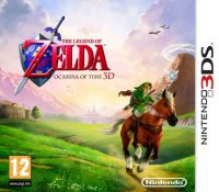 The Legend of Zelda: Ocarina of Time 3D Nintendo 3DS