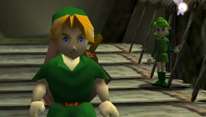 Así era la beta de The Legend of Zelda: Ocarina of Time