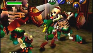 [Rumor] Remake de Ocarina of Time para Wii