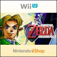 The Legend of Zelda: Ocarina of Time Wii U