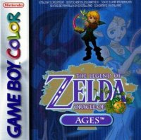 The Legend of Zelda: Oracle of Ages Game Boy Color