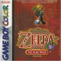 The Legend of Zelda: Oracle of Seasons Game Boy Color