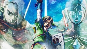 The Legend of Zelda: Skyward Sword HD tendrá un control de movimiento más suave que el original