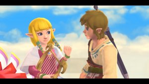 The Legend of Zelda: Skyward Sword llega a Wii U
