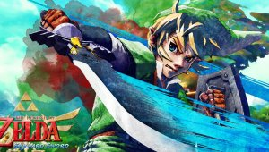 The Legend of Zelda: Skyward Sword listado para Nintendo Switch en Amazon