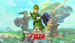 The Legend of Zelda Skyward Sword: Así luce la versión de Nintendo Switch frente a la de Wii