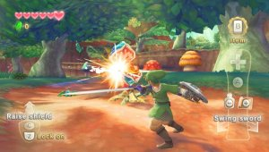 Zelda: Skyward Sword presente en la GamesCom