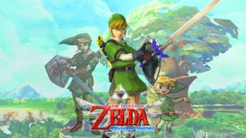 Zelda: The Legend Of Skyward Sword