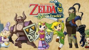 Zelda: Phantom Hourglass y Zelda: Spirit Tracks llegan a la consola virtual de Wii U