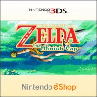 The Legend of Zelda: The Minish Cap Nintendo 3DS