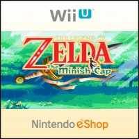 The Legend of Zelda: The Minish Cap Wii U
