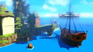 Un fan hace que The Legend of Zelda: The Wind Waker cobre vida con un curioso invento
