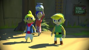 The Legend of Zelda Wind Waker: Su animador y diseñador explica sus referencias estéticas