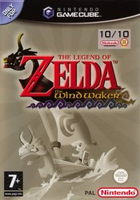 The Legend of Zelda: The Wind Waker GameCube