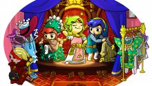 The Legend of Zelda Triforce Heroes desvela nuevo artwork