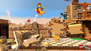 Nuevos detalles de The LEGO Movie Videogame