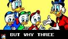 The Lucky Dame Caper Starring Donald Duck