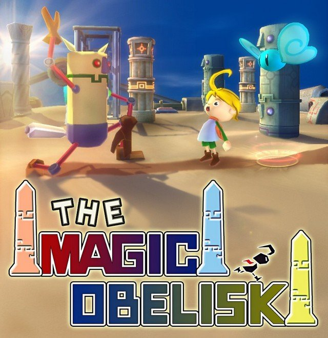 The Magical Obelisk