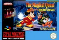 The Magical Quest starring Mickey Mouse Super Nintendo