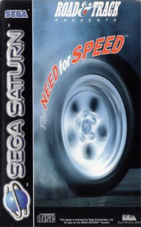 The Need for Speed Sega Saturn