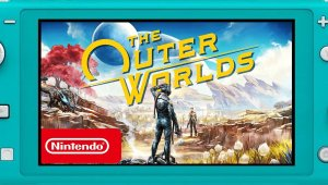 El RPG The Outer Worlds anuncia su lanzamiento en Nintendo Switch