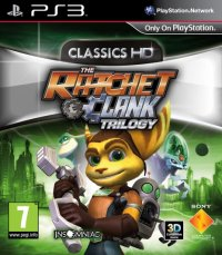 The Ratchet & Clank Trilogy PS3