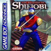 The Revenge of Shinobi Game Boy Advance