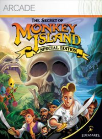 The Secret of Monkey Island: Special Edition Xbox 360